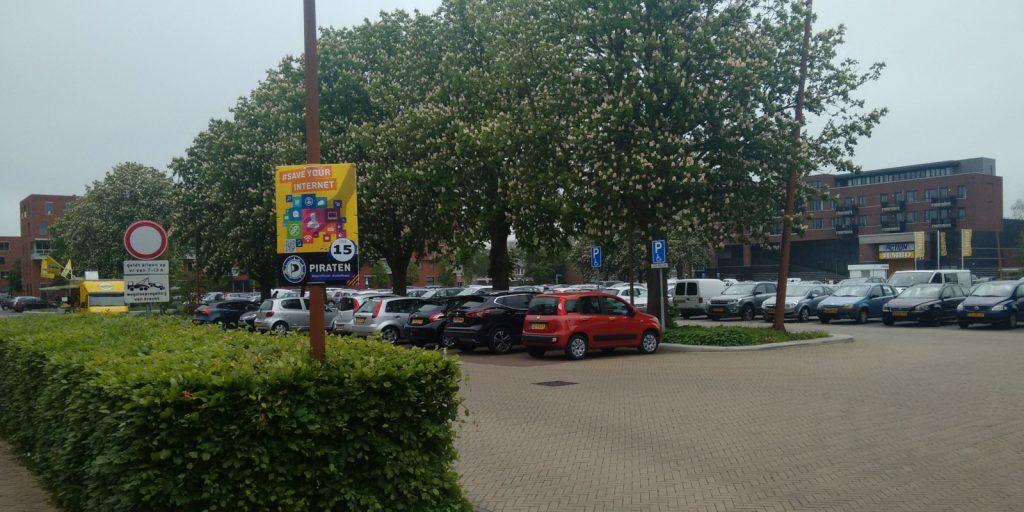 Burgum Markt plakkaat
