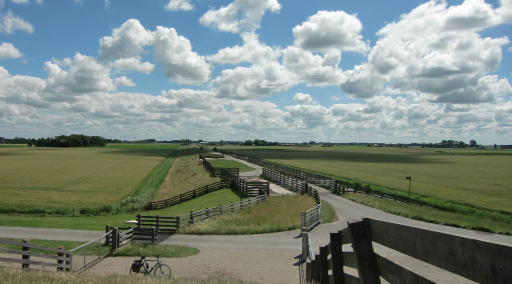 Zeedijk Friesland 2020-07-12