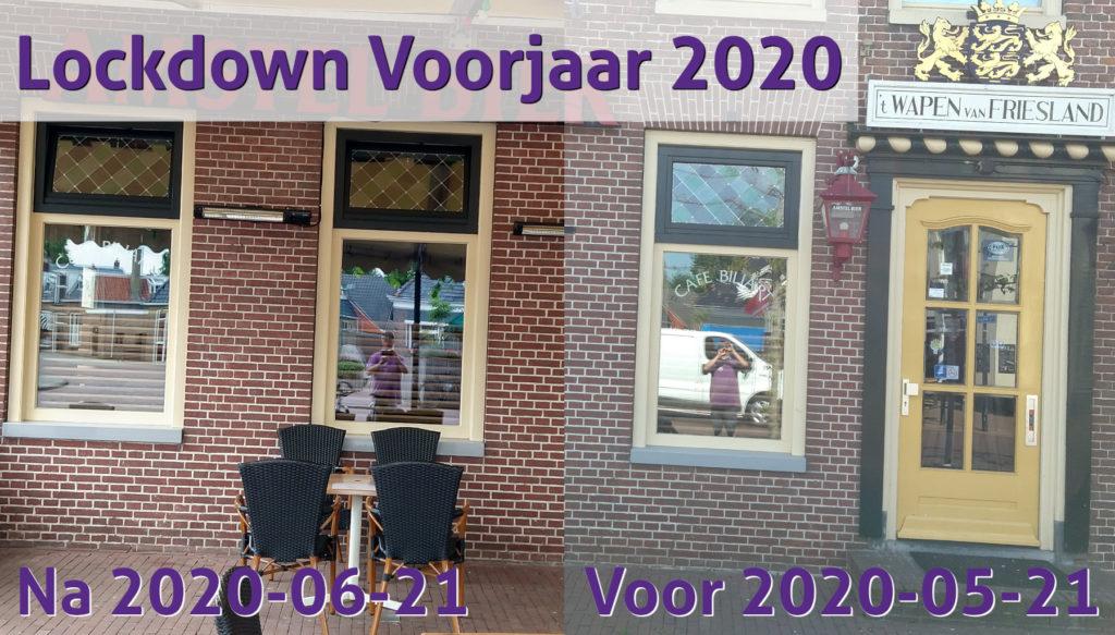Sint Niek Lockdown 2020 voorjaar